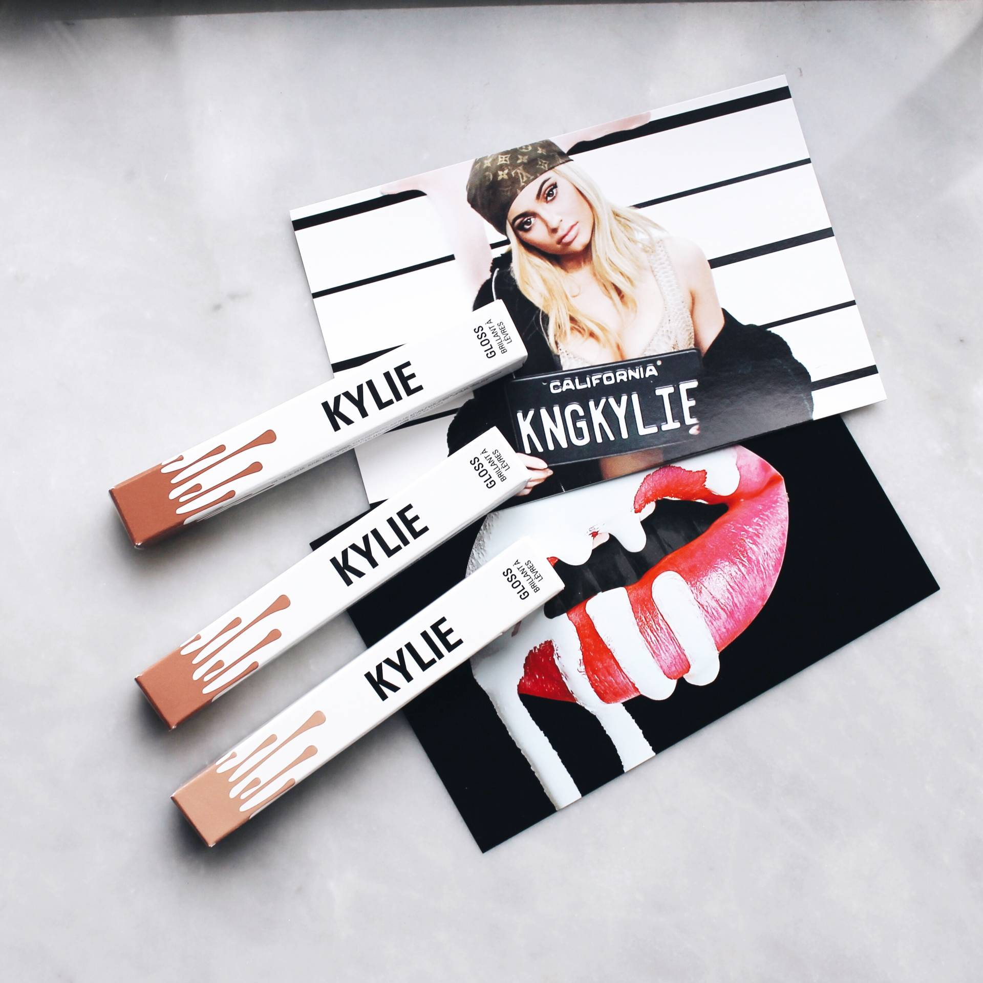 Kylie Cosmetics Gloss Review Swatch Like Literally So Cute