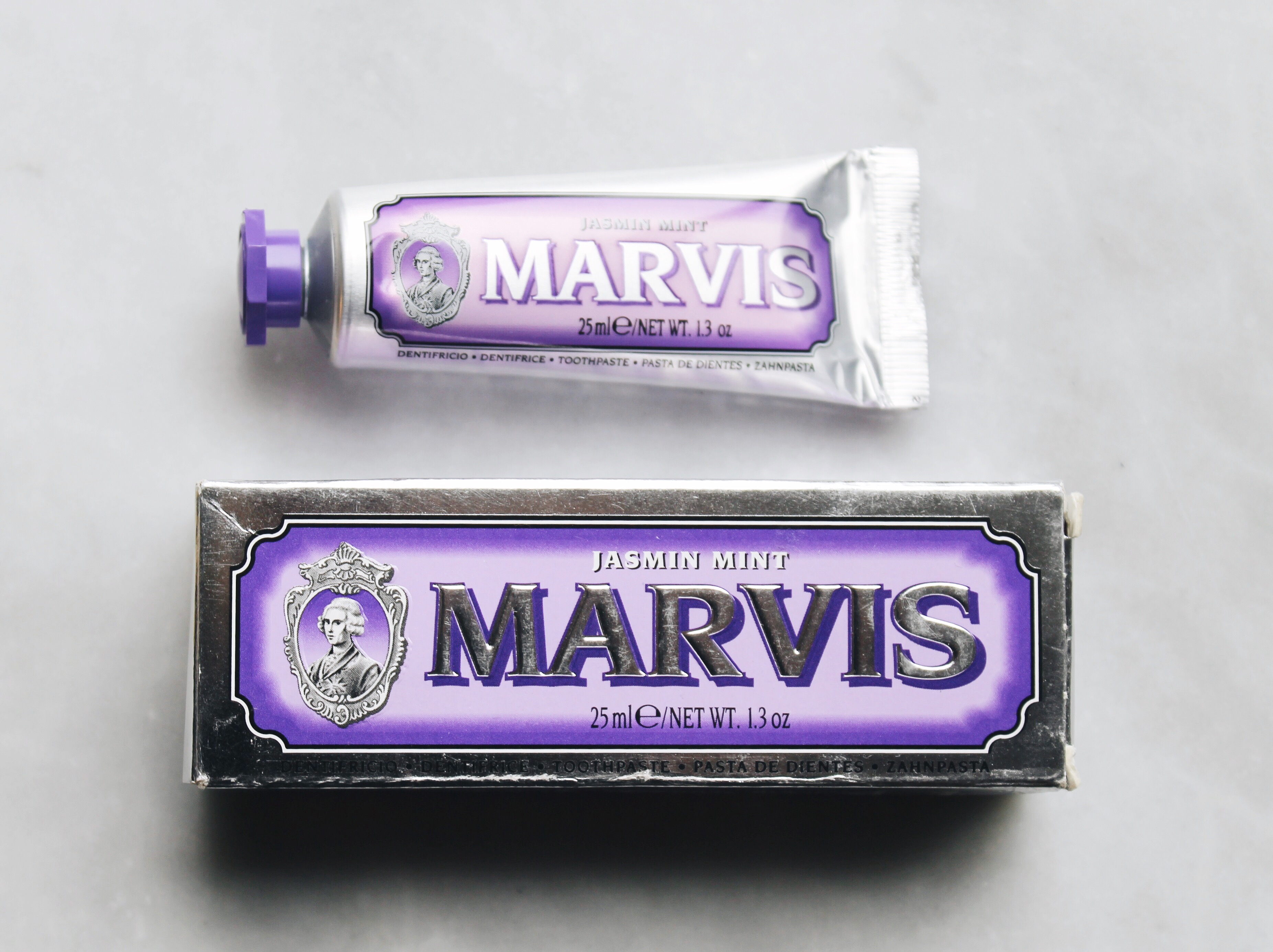 Marvis Toothpaste Jasmin Mint Review, Marvis Jasmin Mint, Marvis Toothpaste Review, Marvis Review, Travel Sized Toothpaste