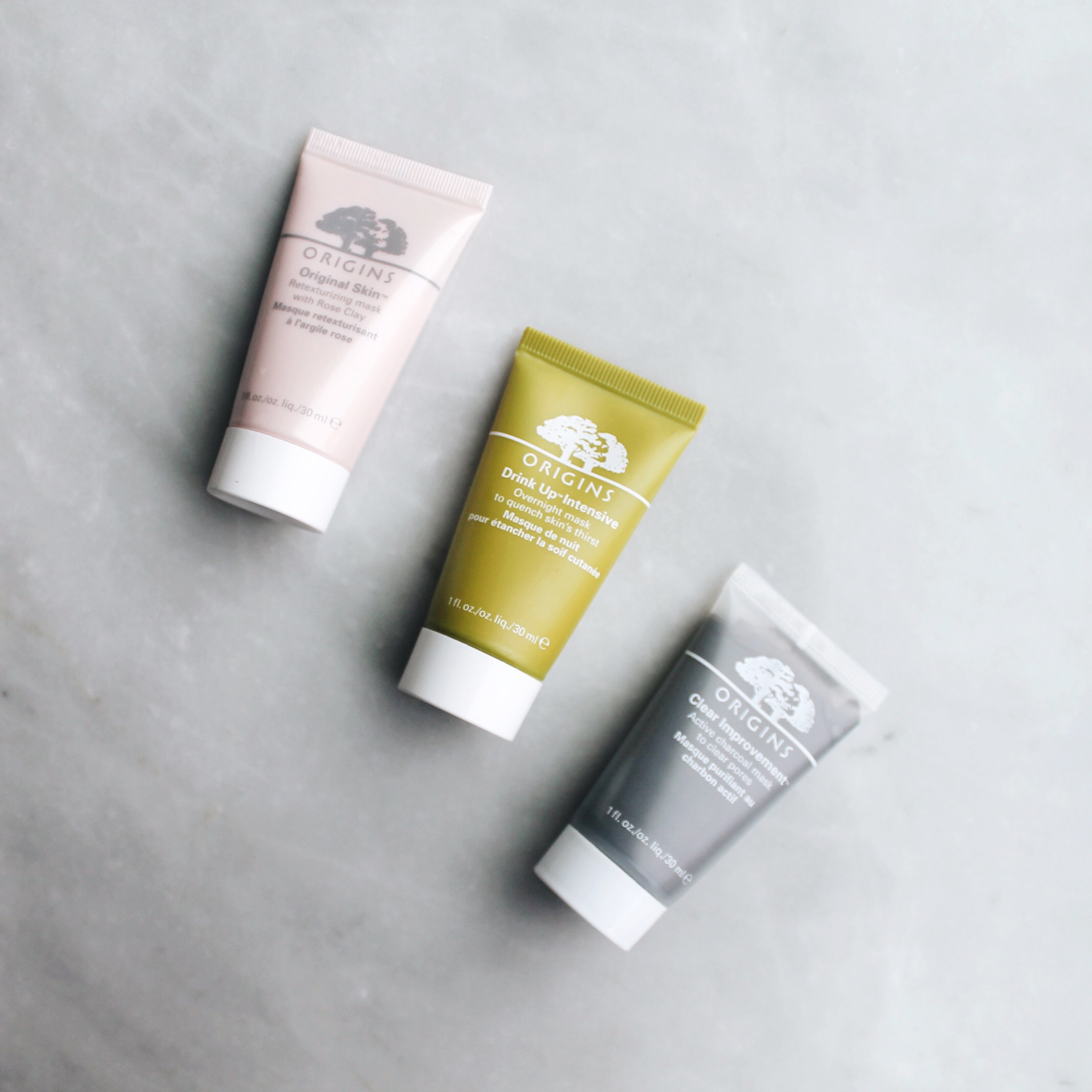 Origins Mask Trio
