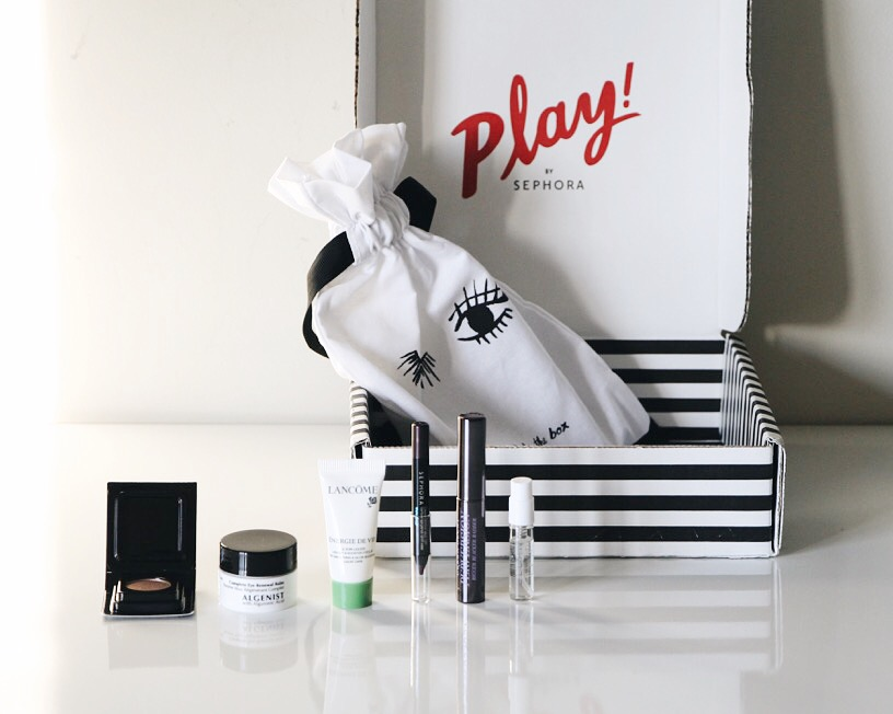 Play! By Sephora August 2016 Subscription Box Reveal, Sephora Play Box, Play! By Sephora, Play By Sephora, Sephora Play August 2016 Box, Sephora Play Review, Play by Sephora Review, Sephora Play Unboxing, Play By Sephora August Box, Sephora Play August Box