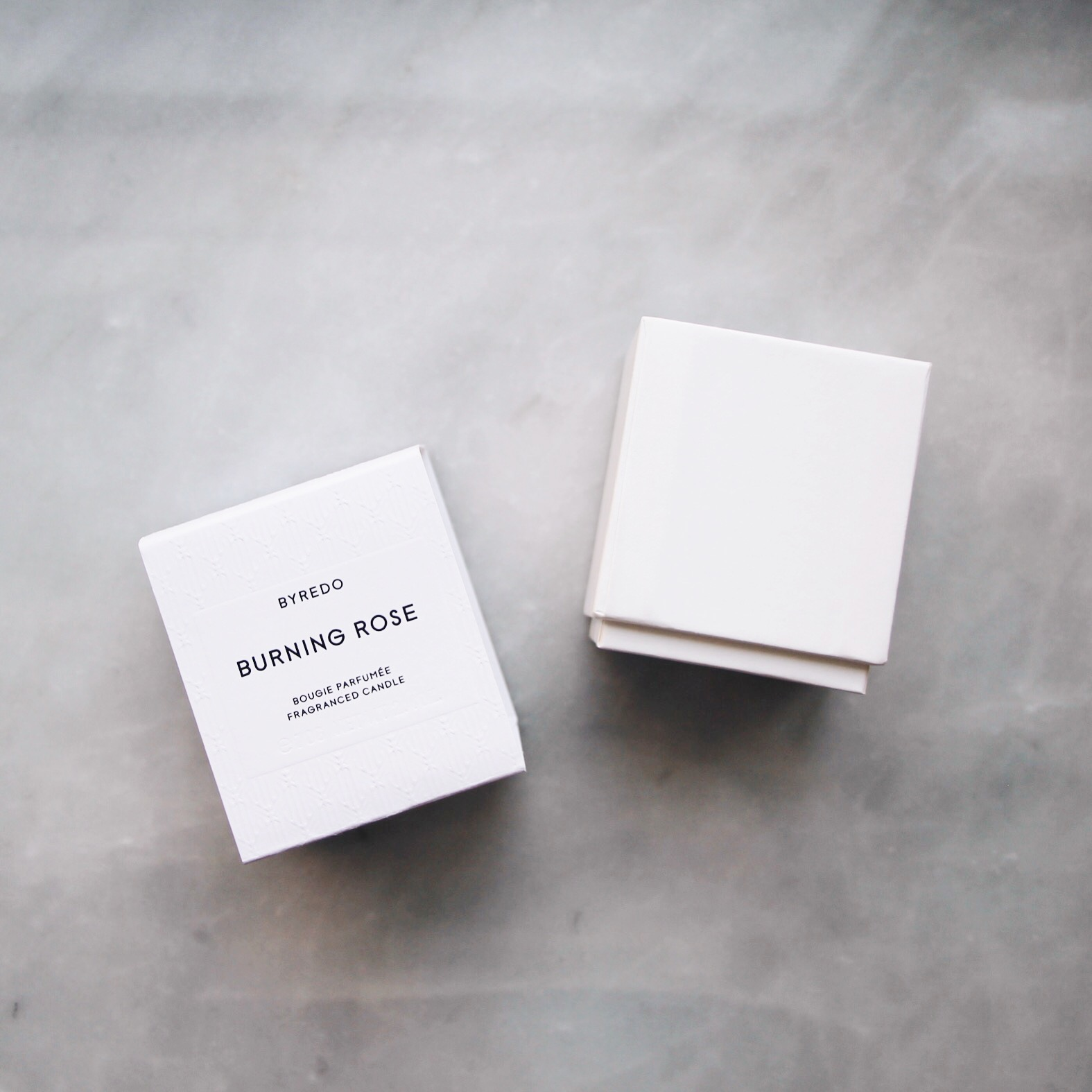 Byredo Gift Bag: Burning Rose Candle, Byredo Gift Bag, Burning Rose Candle, Mini Byredo Candle