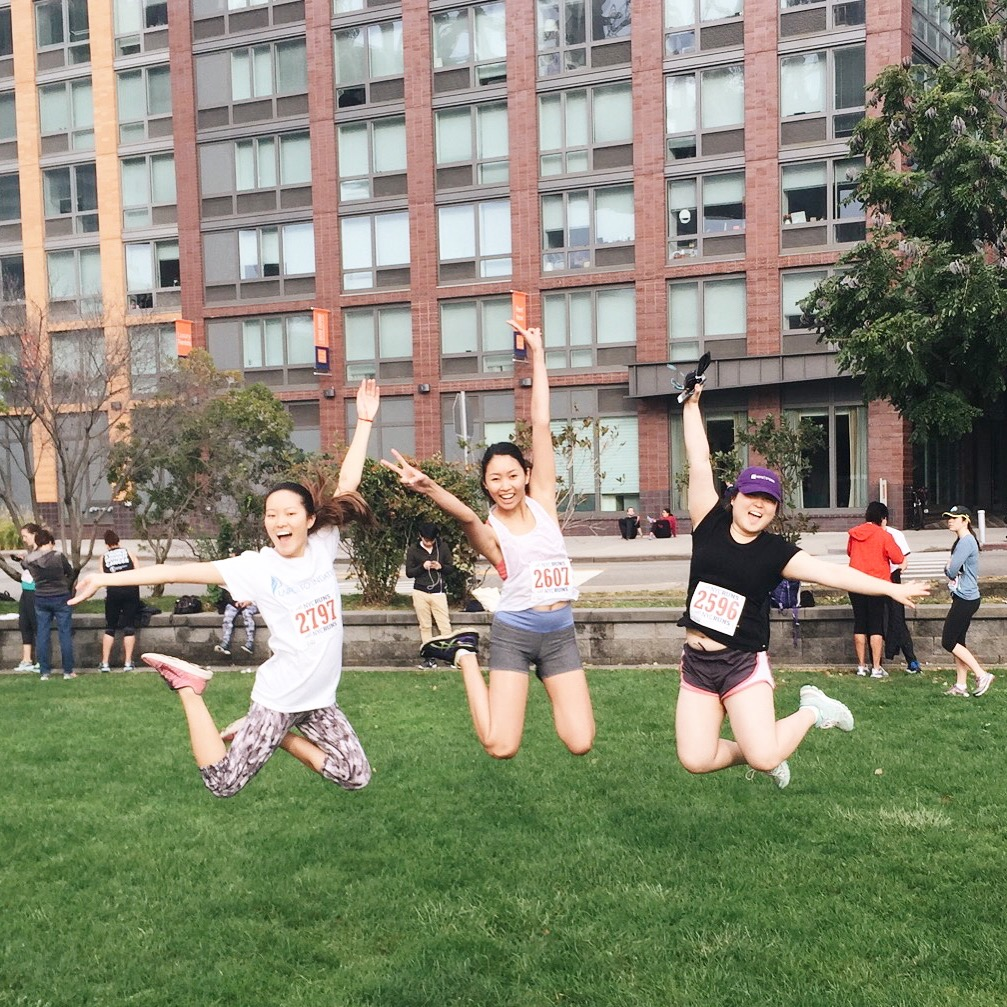 NYCRuns 5K At Roosevelt Island, UNFCU Foundation Outrace Poverty 5K, 5K, Running, Fitness, Run