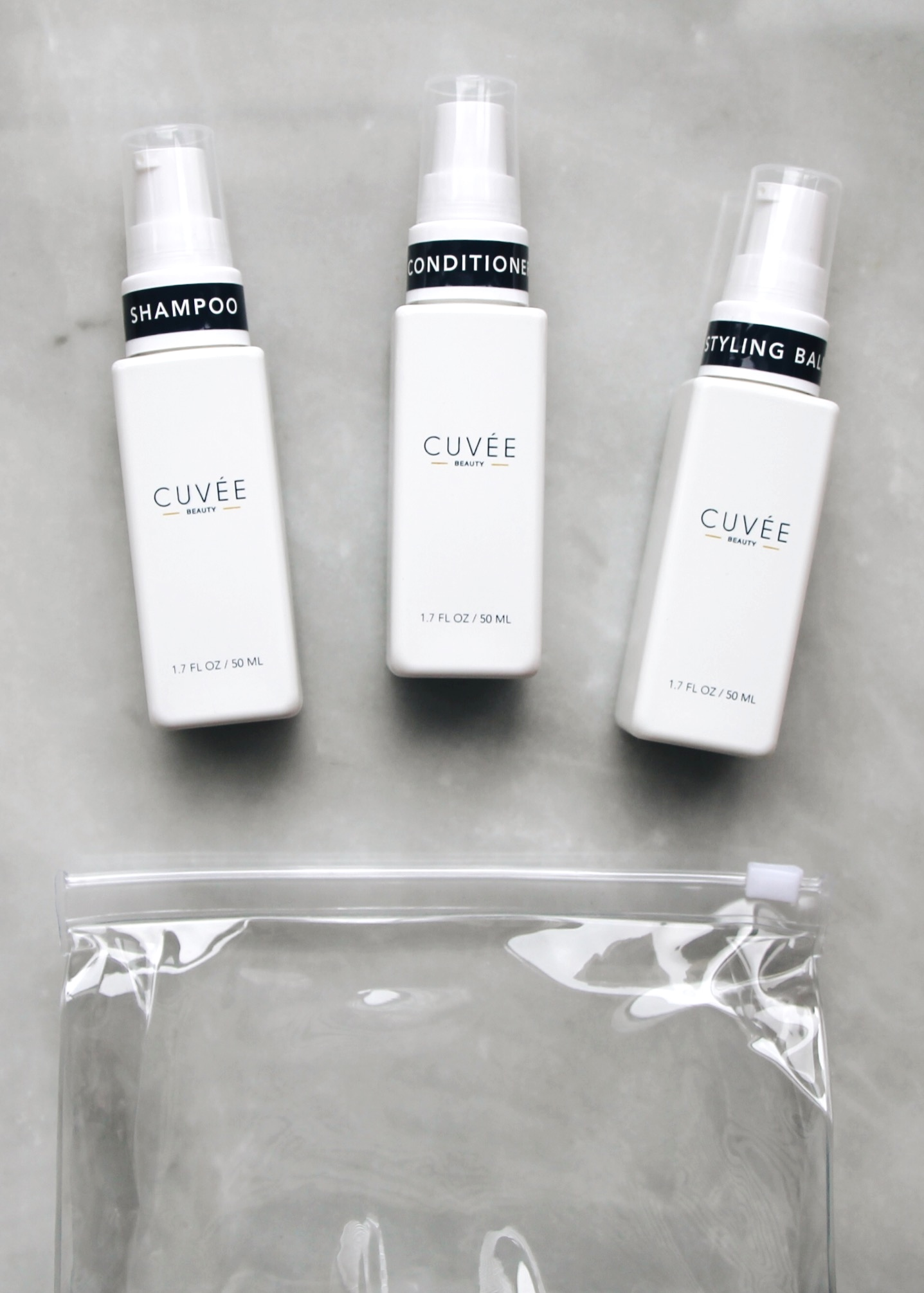 Coolest Indie Beauty Brands: Cuvee Beauty, Cuvee Beauty, Haircare