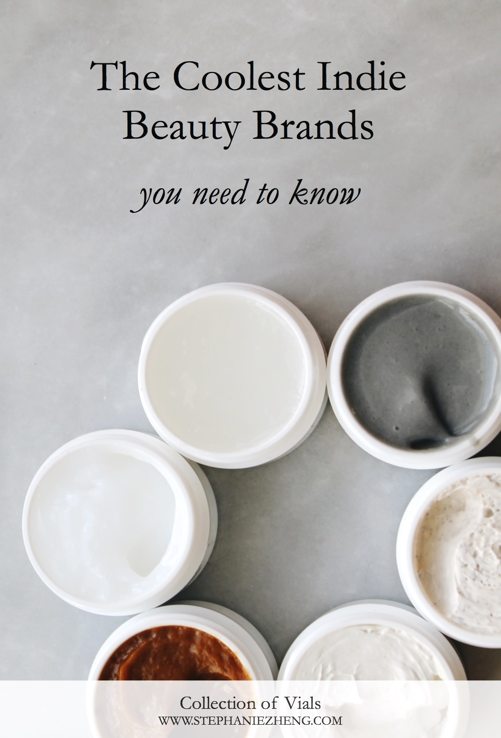 Coolest Indie Beauty Brands