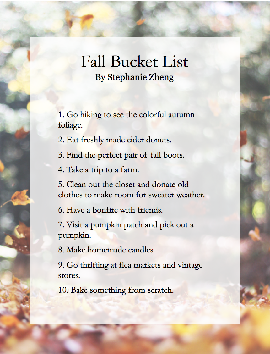 Fall Bucket List, Things To Do In Fall, Autumn Bucket List, Things To Do In Autumn, Seasonal Bucket List, Fall To Do List, Autumn To Do List