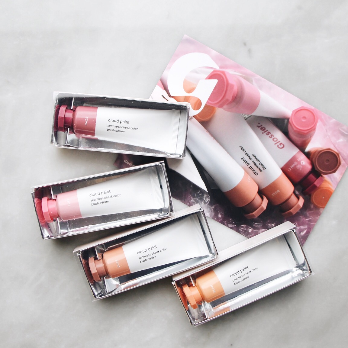 Glossier, Glossier Discount, Glossier Cloud Paint, Cloud Paint Blush, Cloud Paint Review, Glossier Review