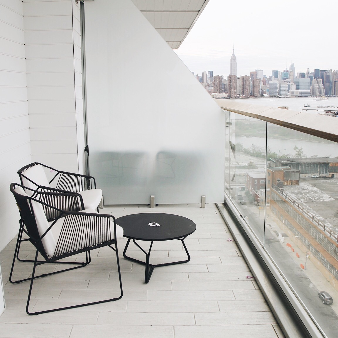 Glossier Rep Trip at The William Vale Hotel in Brooklyn, New York, Glossier Quarterly Rep Trip in NYC, Glossier Rep, Glossier Brand Rep, Glossier, William Vale Hotel, Glossier Rep Trip