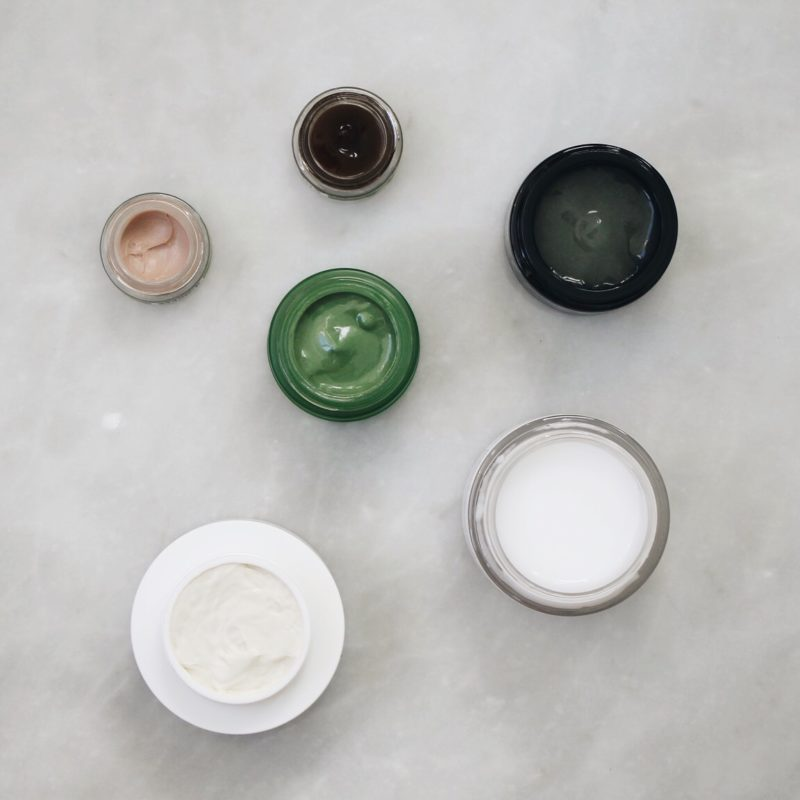 6 Face Masks On My Radar, Klairs, Klairs Freshly Juiced Vitamin E Mask, Tata Harper, Tata Harper Clarifying Mask, Tata Harper Mask Samples, Dr. Barbara Strum Face Mask, Ursa Major Flash Mask