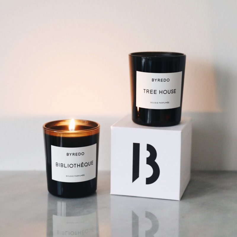 Best Candles To Gift (Or Keep), Byredo, Byredo Candles, Byredo Mini Candles, Byredo Treehouse, Byredo Bibliotheque