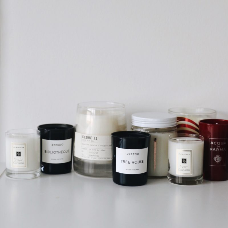 Best Candles To Gift (Or Keep), Byredo, Byredo Candles, Byredo Mini Candles, Byredo Treehouse, Byredo Bibliotheque, Jo Malone Candles, Space NK Candle, Le Labo Candle, Le Labo Cedre, Woodlot Candle