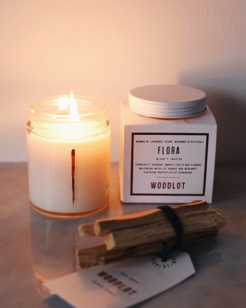 Best Candles To Gift (Or Keep), Woodlot, Woodlot Candle, Palo Santo