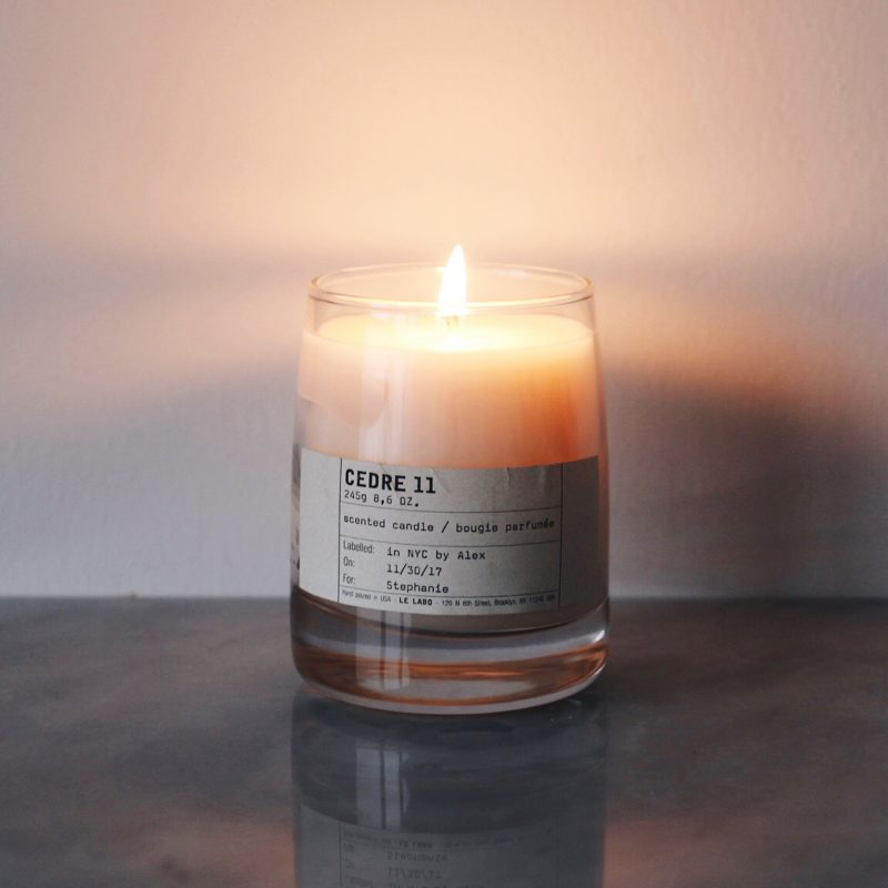 Best Candles To Gift (Or Keep), Le Labo, Le Labo Candle, Le Labo Cedre
