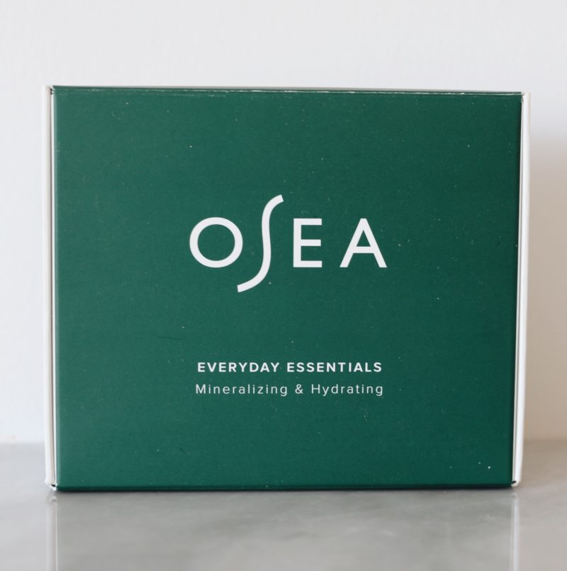 Gift Guide For The Travel Lover, OSEA, OSEA Everyday Essentials
