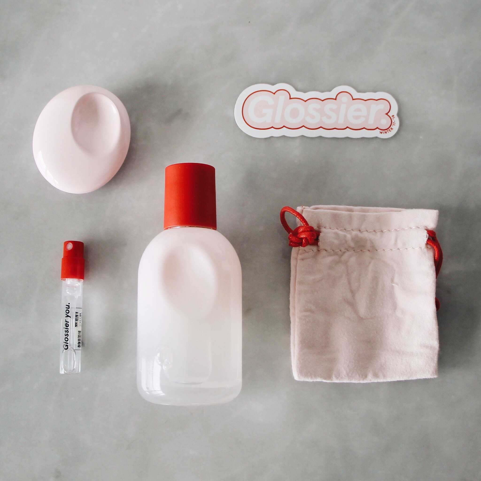 Glossier You Perfume, Sample and Perfume Solid, Glossier You Sample, Glossier Sample, Glossier Discount, Glossier You Perfume Solid, Glossier You Travel Perfume, Glossier You Eau De Parfum